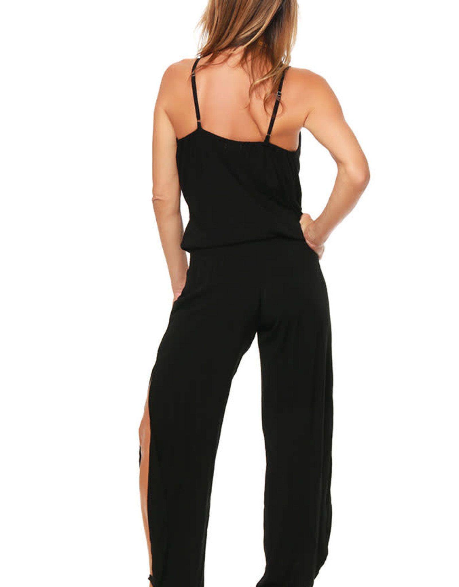 Khush Khush Shift Jumpsuit Black