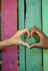 Love is Project Love is Project Small Love Bracelet Black