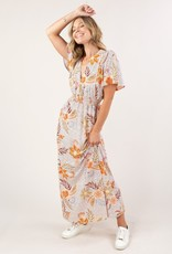 Lovestitch Lovestitch Smocked Maxi Dress