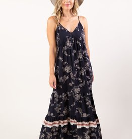 Lovestitch Lovestitch Tiered Maxi Dress