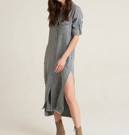 Bella Dahl Bella Dahl Maxi Shirt Dress