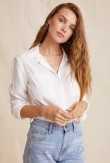 Bella Dahl Bella Dahl Two Pocket Classic Shirt White