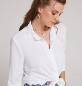 Bella Dahl Bella Dahl 3/4 Sleeve Button Down Shirt