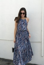 Lovestitch Lovestitch Halter Maxi Dress