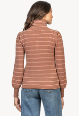 Lilla P Lilla P Turtleneck Sweater Maple