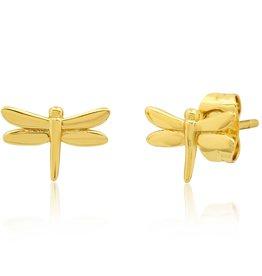 Tai Jewelry Tai Dragonfly Stud Earring ME-26
