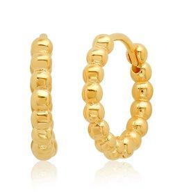 Tai Jewelry Tai Ball Huggies MSE01-15mm