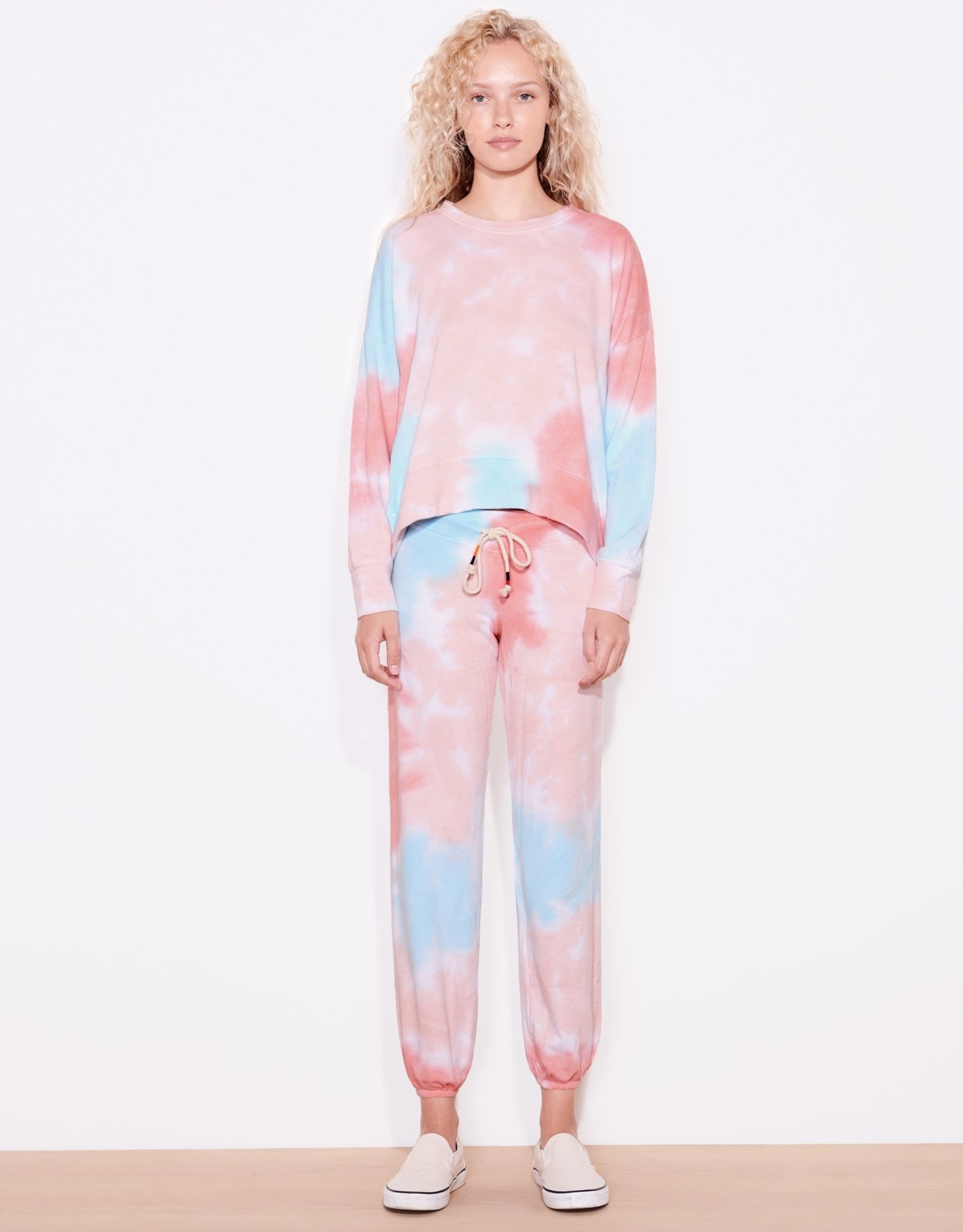 Sundry Sundry Multicolor Tie Dye Sweatpants