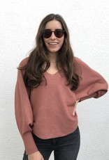 "Kerisma Kerisma Ryu 'V-Neck Rib"" Sweater"