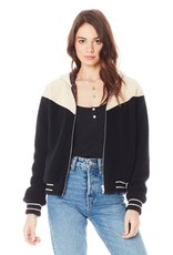 Saltwater Luxe Saltwater Mayer Luxe Hooded Bomber