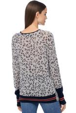 360 Cashmere 360 Cashmere Rachel Leopard Sweater