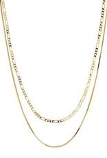 LUV AJ Luv AJ Cecilia Chain Necklace