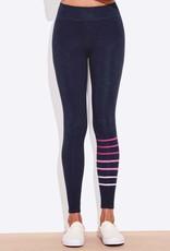 Sundry Sundry Multi Stripe Yoga Pant