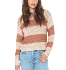 Saltwater Luxe Saltwater Luxe Baylor Sweater Blush