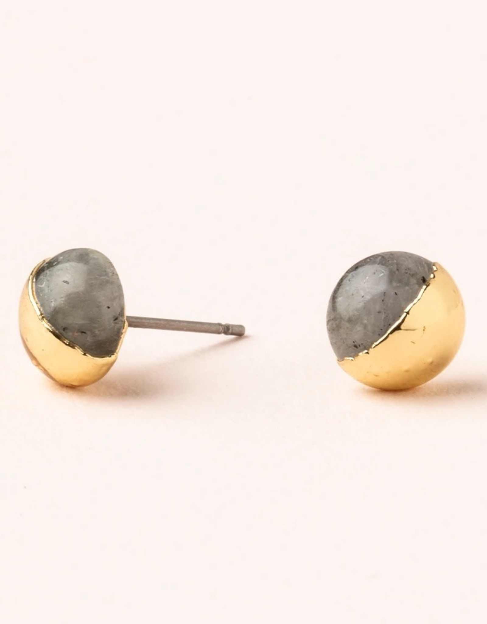 Scout Scout Dipped Stone Stud Earring