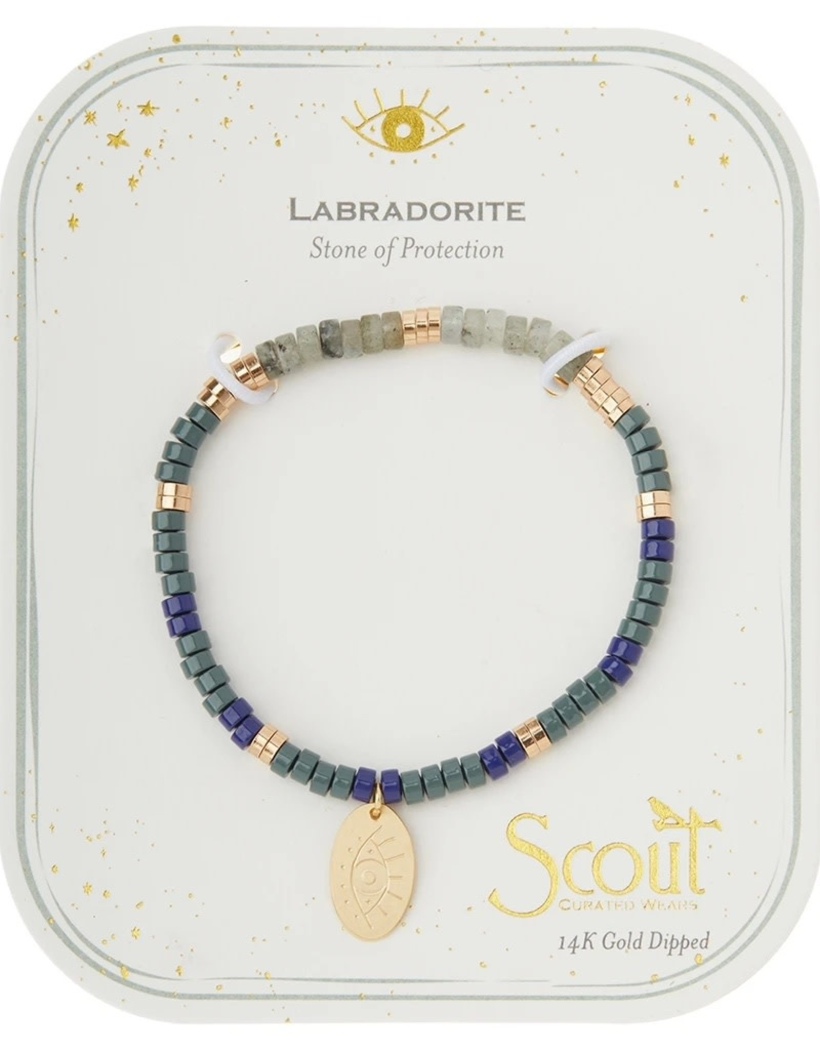 Scout Scout Stone Intention Charm Bracelet
