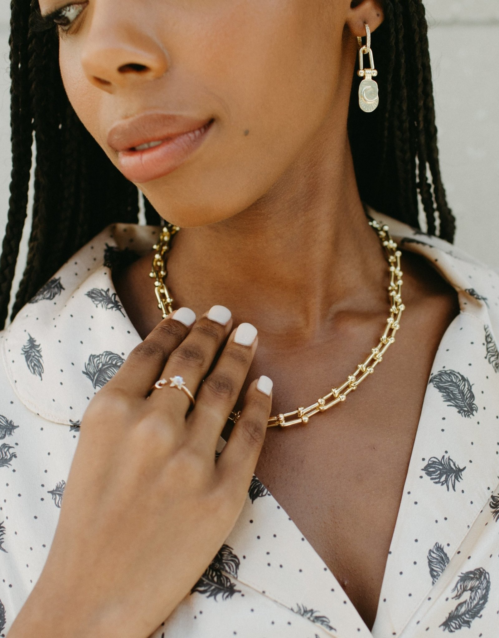 UNCVRD UNCVRD Gioia Necklace