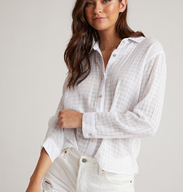 Bella Dahl Bella Dahl Relaxed Button Down White