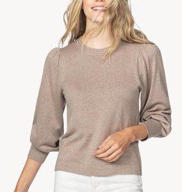 Lilla P Lilla P Puff Sleeve Sweater