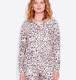 Sundry Sundry Leopard High-Waist Jogger