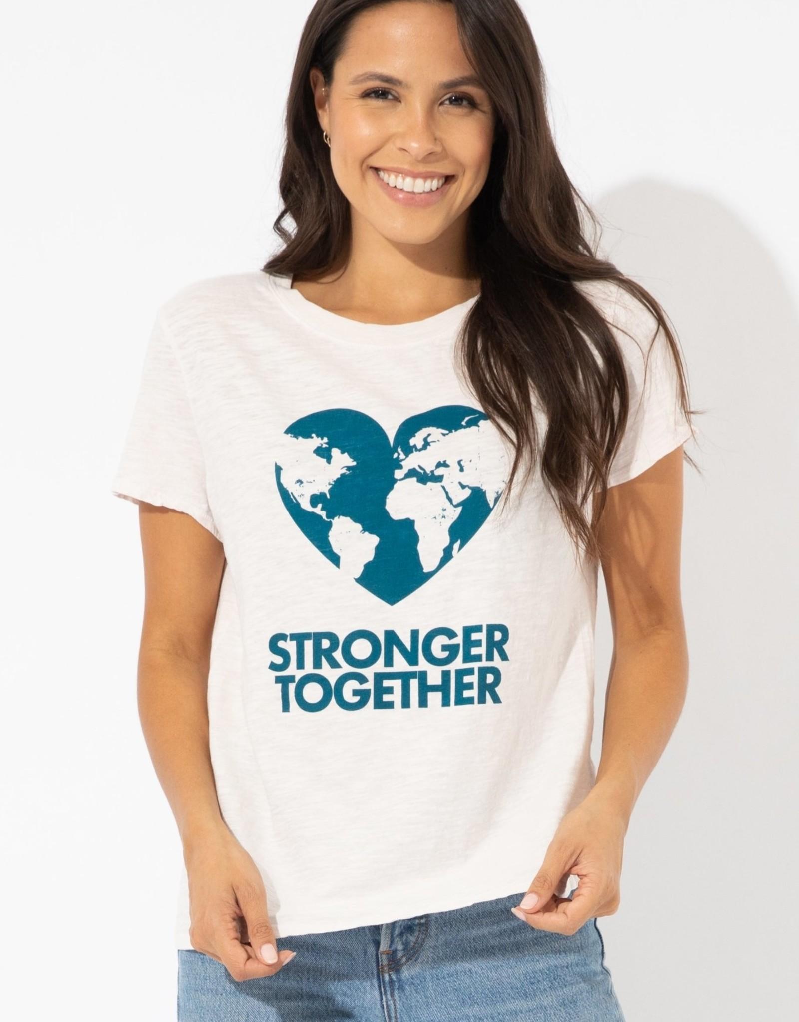"Sub_Urban Riot Sub_Urban Riot ""Stronger Together"" Tee"