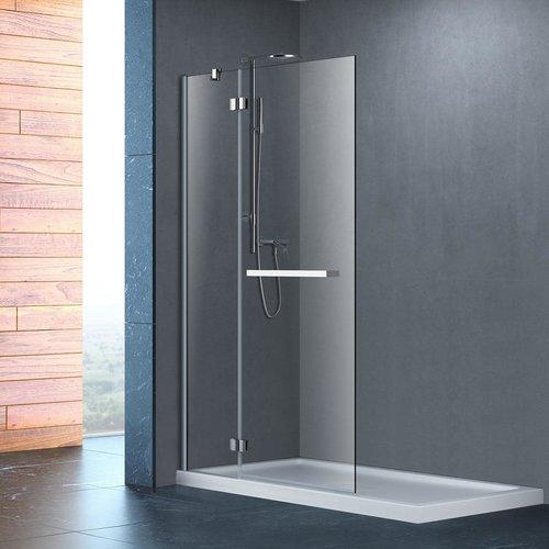 Porte de douche en alcove Vista par Zitta