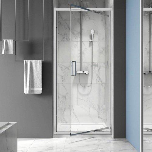 Porte de douche en alcove Xenia par Zitta