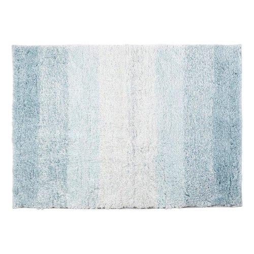 Tapis de bain bleu Speckle par Harman