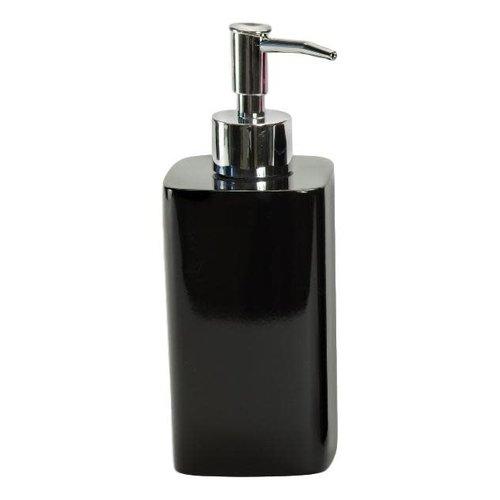 Pompe à savon noire Radiance