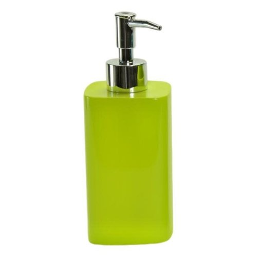 Pompe à savon verte Radiance