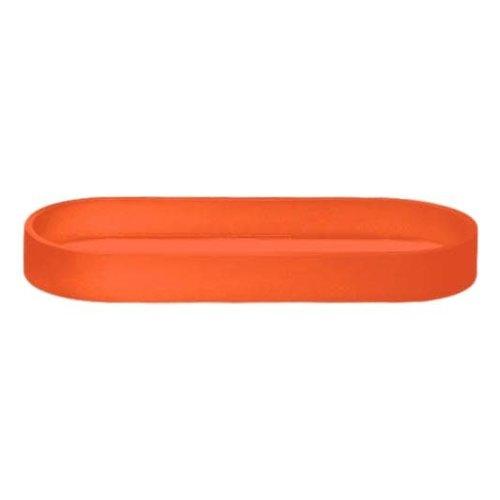 Plateau de salle de bain orange Radiance