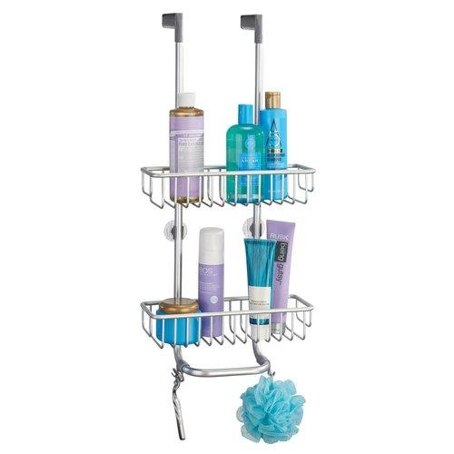 Panier de douche en aluminium par Interdesign