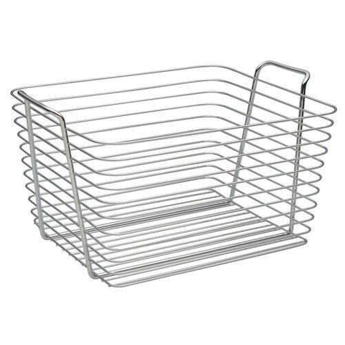 Panier chrome grand format Classico par Interdesign
