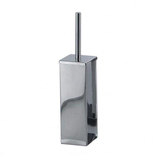 Brosse de toilette chrome carrée Quadrat par Impérial
