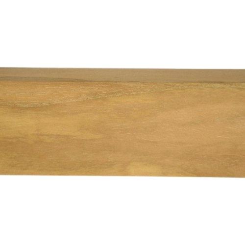 Porte-serviettes mural en bois de teck