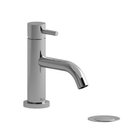Robinet de lavabo monotrou chrome avec drain CS par Riobel