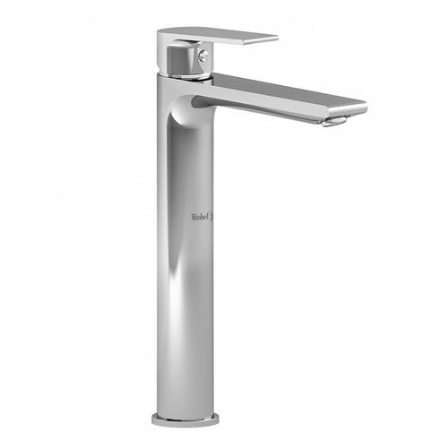 Riobel Robinet de lavabo monotrou chrome haut Fresk par Riobel