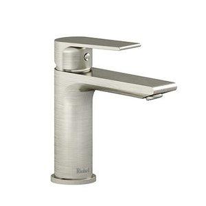 Riobel Robinet de lavabo monotrou nickel brossé Fresk par Riobel