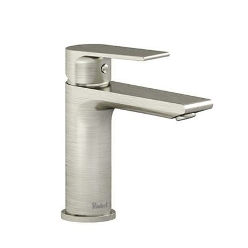 Robinet de lavabo monotrou nickel brossé Fresk par Riobel
