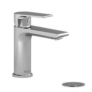 Riobel Robinet de lavabo monotrou chrome avec drain Fresk par Riobel