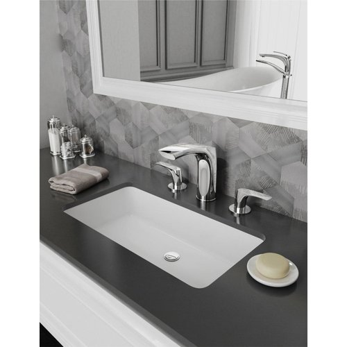 "Robinet de lavabo 8"" chrome Nuevo par Tënzo"