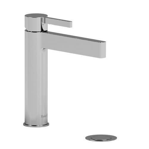 Riobel Robinet de lavabo monotrou chrome avec drain Paradox par Riobel