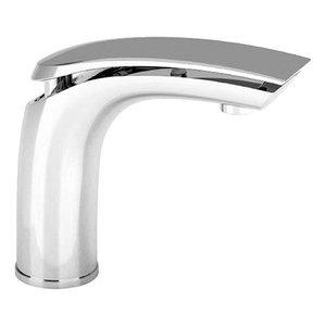 TENZO Robinet de lavabo monotrou chrome Nuevo par Tënzo