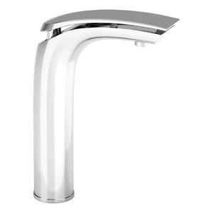 TENZO Robinet de lavabo monotrou haut chrome Nuevo par Tënzo