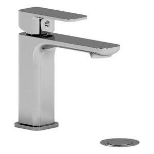 Riobel Robinet de lavabo monotrou chrome avec drain Equinox par Riobel