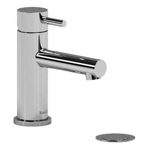 Robinet de lavabo monotrou chrome avec drain GS01C par Riobel
