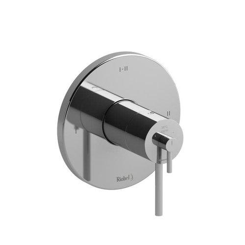 Riobel Ensemble de plomberie chrome pour douche Premium par Riobel