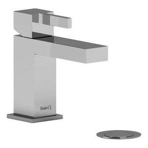 Robinet de lavabo monotrou chrome avec drain Mizo par Riobel