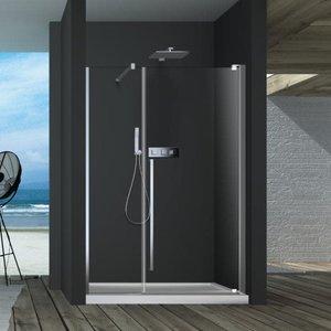 Porte de douche en alcove Amaly par Zitta