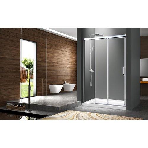 Porte de douche en alcove Caldara par Zitta